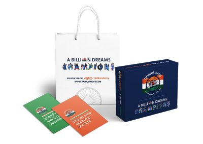 The Bharat Army Cricket World Cup merchandising 2019