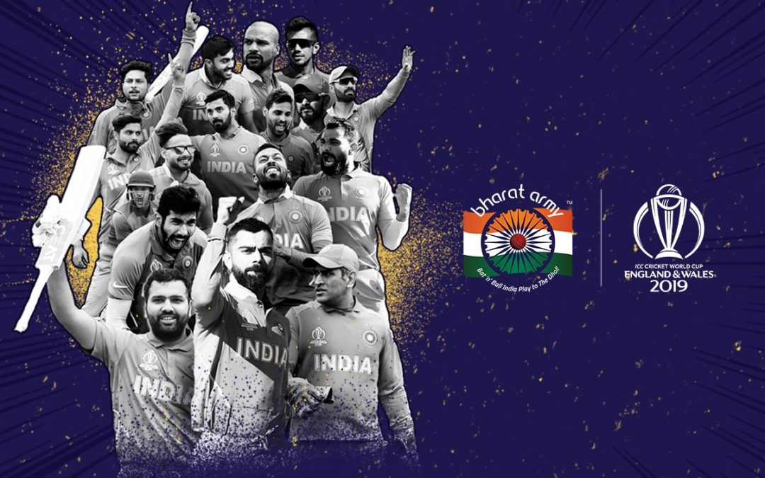 The Bharat Army gets Sportwalk on-board as partners for the World Cup