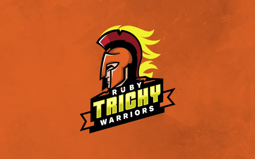 Ruby Trichy Warriors rebranding and social media content 2017