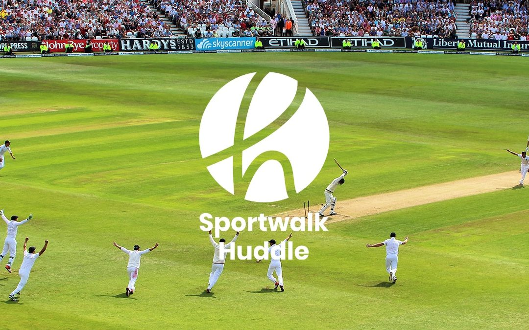Sportwalk Huddle: Ashes Edition – November 2017